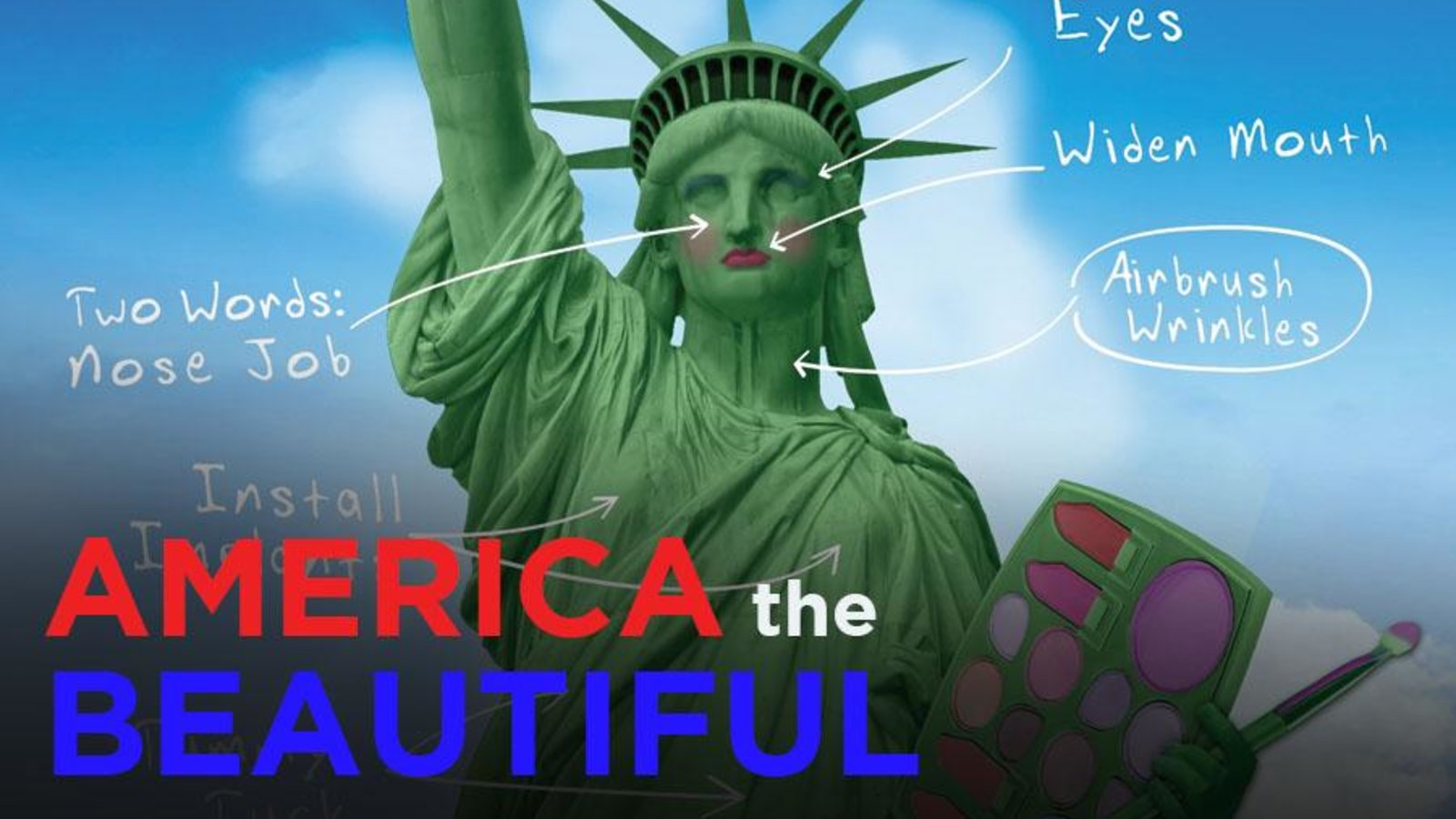 America the Beautiful - Obsession with Physical Beauty in America