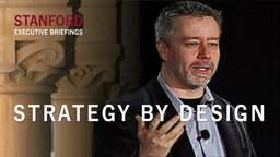 Strategy by Design - How Design Thinking Builds Opportunities by Tim Brown