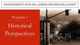 Historical Perspectives - LGBTQ patients - With Ron Scott